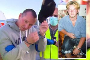 Sadistic Brit who decapitated homeless Australian teen and used head as a hand puppet and bowling ball deported to UK