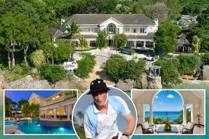 10-bed Barbados cliff-top villa where Prince Harry on the market for under £20M after price slashed by £11m