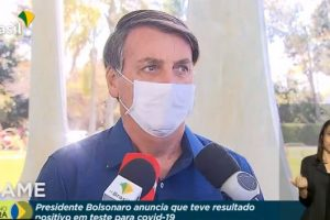 Brazilian President Jair Bolsonaro tests positive for Covid after months of downplaying the virus