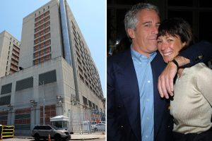 Ghislaine Maxwell jail accused of massive coronavirus cover-up at height of the pandemic