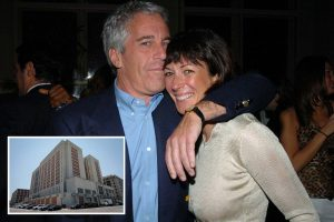 Ghislaine Maxwell to appear for bail hearing via video from 'hellhole' jail on Tuesday  as prosecutors warn she'll flee