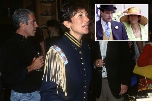 How Ghislaine Maxwell used Prince Andrew's 'stamp of approval' to manipulate New York's rich and powerful