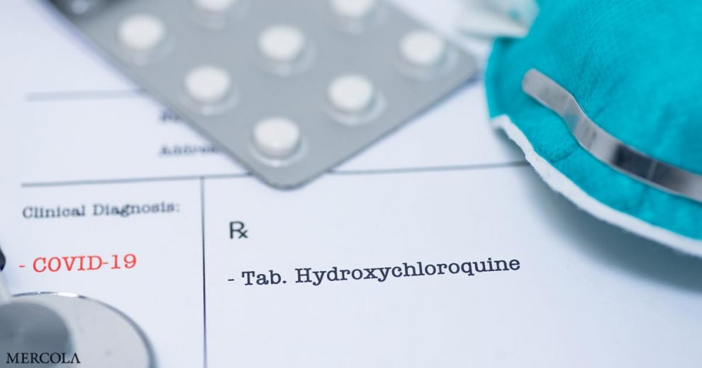 Hydroxychloroquine Protocol Continues Getting Censored