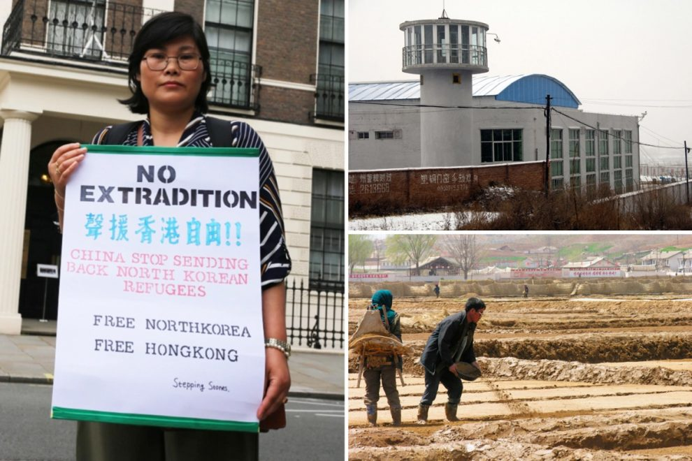 I fled North Korea as my family starved – only to be sold as a sex slave and beaten in sickening 're-education camp'