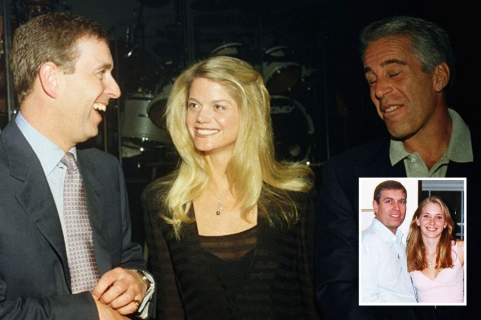 Jeffrey Epstein 'forced underage girl to have sex with Prince Andrew to gather incriminating evidence to blackmail him'