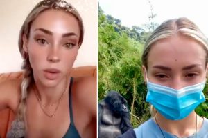 American TikTok influencer blasted for putting Africa's poorest people at risk of Covid on 'jaunt' to Rwanda