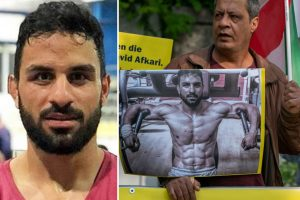 Iran executes champion wrestler 27, 'tortured into confessing to killing guard' in anti-Government protest