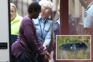 Mum who killed three toddlers by driving into a lake demands early release because she was 'stressed about debt'
