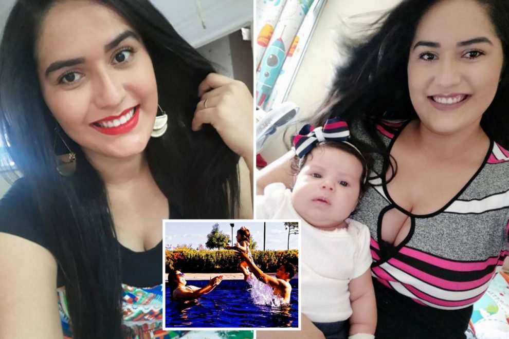 Tragic Instagram star dies at 25 after being electrocuted at work weeks after daughter's first birthday